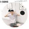 I5095 Ao Thun Nam Tay Ngan In SMAR BOYZ FRESH