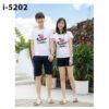 I5202 Ao Thun Gia Dinh In Sweet summer