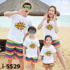 I5529 Ao Thun Dong Phuc Gia Dinh Dua Hau summer time