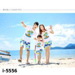 I5556 Ao Thun Gia Dinh Chao Mua He