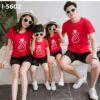I5602 Ao Thun Gia Dinh Ban Tim