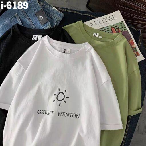 I6189 Ao Thun Nam Unisex In GKKRT WENTON