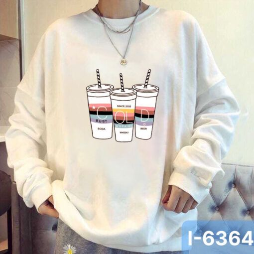 I6364 Ao Thun Sweater In 3 Ly Nuoc