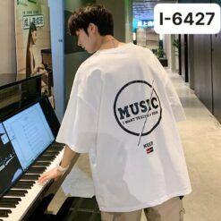I6427 Ao Thun Unisex In Chu MUSIC