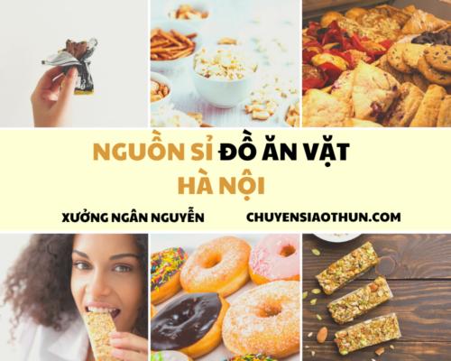 Xuong Ngan NGuyen Nguon si buon do an vat o ha noi 3