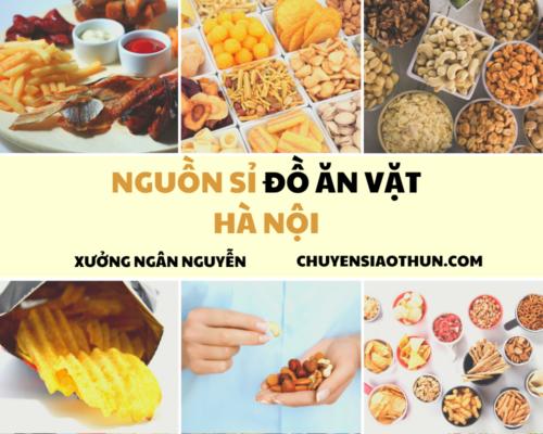 Xuong Ngan NGuyen Nguon si buon do an vat o ha noi 4