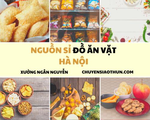 Xuong Ngan NGuyen Nguon si buon do an vat o ha noi 5