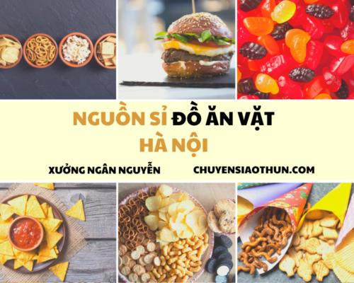 Xuong Ngan NGuyen Nguon si buon do an vat o ha noi 6