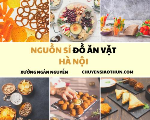Xuong Ngan NGuyen Nguon si buon do an vat o ha noi 7