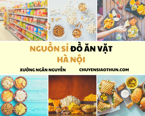 Xuong Ngan NGuyen Nguon si buon do an vat o ha noi 9
