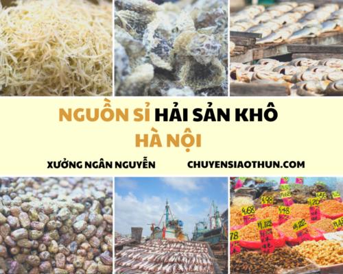 Xuong Ngan Nguyen Nguon si buon hai san o ha noi 7