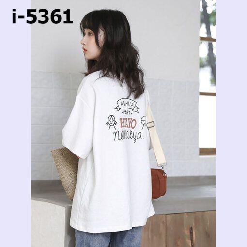 i5361 ao thun nu unisex logo hayo 2019 4630